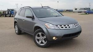 2005 Nissan Murano SL AWD 170K Loaded only $4995 call 380-2229