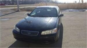 Toyota Camry **4 cylindres**