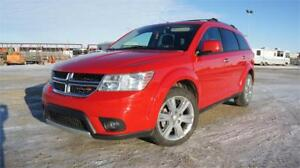 2013 Dodge Journey R/T ONLY 45KM !!!  CALL (306) 380-2229