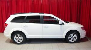 2014 DODGE JOURNEY 5 PLACES 4 CYL BLANC GARANTIE 2 ANS 30000KMS