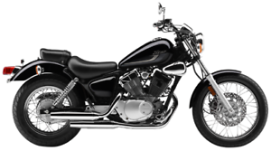 2018 Yamaha V-Star 250- Factory Order-Free Delivery in the GTA**