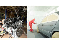Hardworking experienced Mechanic & Car painter / Sprayer and recovery driver £10 per hour