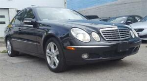 MERCEDES E350 4MATIC Certified,