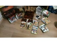Xbox 360 gears of war 3 boxed console and much more