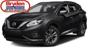 2017 Nissan Murano SV / 3.5L V6 / Auto / AWD