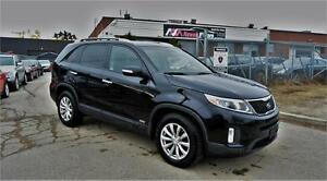 2014 Kia Sorento LX | ALL WHEEL DRIVE | NO ACCIDENT HISTORY