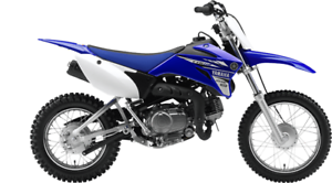 JUST IN!! 2017 TTR110E 4 STROKE DIRTBIKE