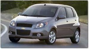 2009 CHEVROLET AVEO LT/Loaded/Moon/WE FINANCE_Drives perfect