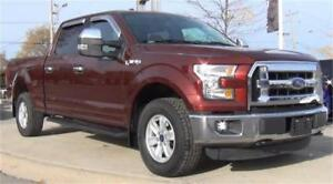 2015 Ford F-150 XLT V8|4x4|Bedliner|Trailer Hitch|Assist Steps
