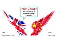 Far East sourcing & product developing consultant