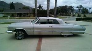 1963 Chevrolet Impala Custom Lowrider