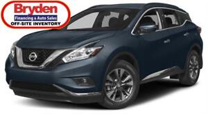2017 Nissan Murano SV / 3.5L V6 / Auto / AWD **Loaded**