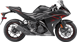 Save $850 on this Matte Black R3 with ABS.