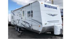 2009 Wildwood...BAD CREDIT FINANCING AVAILABLE!!