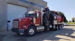 Vactor 2112 HXX PD (12-Yard) Hydro-Excavation Truck w/ Automatic