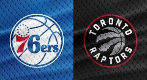 Raptors vs Philly - 2nd Round - Game 1-2
