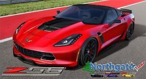 2017 Corvette Torch Red Z06