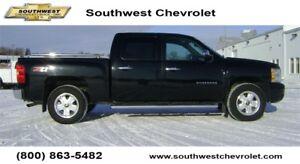 2012 Chevrolet Silverado 1500 LTZ Crew 4x4, 141800km, Leather