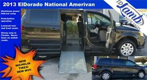 2013 ElDorado National AmeriVan