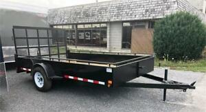 Fall Savings on All in Stock Landscape and Utiliy Trailers