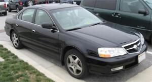 2002 Acura TL 220kms 1 ownwe 2700.00