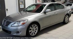 2010 HYUNDAI GENESIS SEDAN TECH PACK***GPS-CUIR-CAMERA-BLUETOOTH