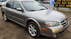 2003 Nissan Maxima SE ONE OWNER CLEAN CARPROOF!!!