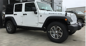 2017 JEEP WRANGLER RUBICON MANUAL, WILL GET THE PARTY STARTED !!
