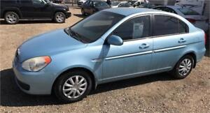 2007 Hyundai Accent GLS, Car Starter, No Accidents