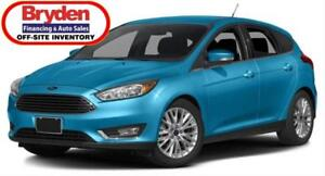 2018 Ford Focus Titanium / 2.0L I4 / Auto / FWD **Low 28K**