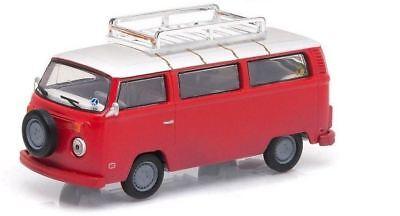 Greenlight VW KOMBI Campervan Roof Racks 1973 Volkswagen Hippy Peace Love MOC comprar usado  Enviando para Brazil