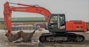 2012 Hitachi ZX200LC3