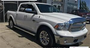 2014 RAM 1500 LONGHORN CREW CAB GORGEOUS INTERIOR, LOW KMS !!