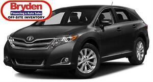 2016 Toyota Venza / 3.5L V6 / Auto / AWD **Just In!**
