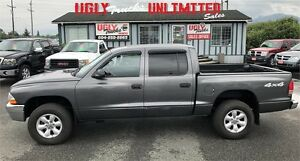 2004 Dodge Dakota SLT Crew Cab 4X4