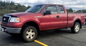 2008 Ford F-150 XLT 4x4 - $8415.00 on the Road!