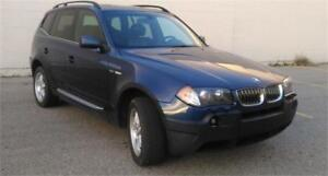 2005 BMW X3 - Multiple Bankruptcies? Judgement? Your Approved! 3