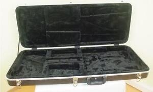 ABS-Kunststoff Gitarrencase Gitarrenkoffer Hardcover-Case - Größe frei wählbar