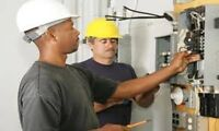 Master Electricians for hire 30 yrs experience