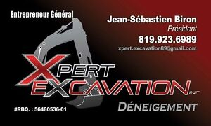 Xpert excavation & Reparation de fondation 8199236989 Gatineau Ottawa / Gatineau Area image 1