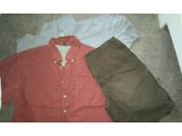 Mens extra large and extra large summer clothes