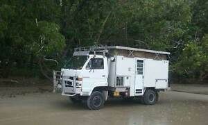 Isuzu NPS 400 Truck based motorhome Aldgate Adelaide Hills Preview
