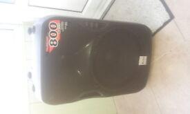 alto ts115a powered speaker