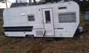 Camper /located in Sheet harbour n.s