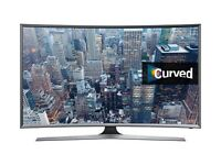 "Samsung 40"" Smart CURVED LED wi-fi 2015 model"