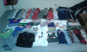 EEUC UNISEX 6-12MNTH BABY CLOTHES LOT!!!!