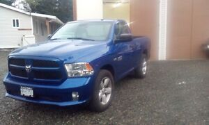 2014 Ram 1500 ST Pickup Truck Campbell River Comox Valley Area image 3