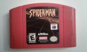 Nintendo 64 - SPIDER-MAN Video Game