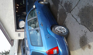 REDUCED  2002 Ford Focus ls Wagon 159000km grate cond