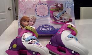 Patin NEUF FROZEN  Disney FILLE Y12-2
